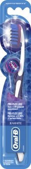 Зубная щетка Oral-B 3D White Luxe Pro-Flex средняя (3014260010348)