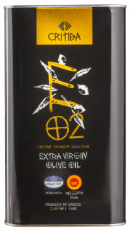 Масло оливковое Critida Messara PDO экстра вирджин 3 л (5203817301031)