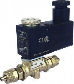 Электроклапан для систем СО2 Camozzi 4/6 мм (Camozzi-A321-24v-set)