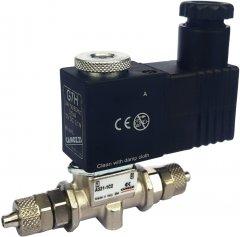 Электроклапан для систем СО2 Camozzi 4/6 мм (Camozzi-A321-12v-set)