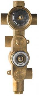 Скрытая часть термостатического смесителя JAQUAR Aquamax ALD-CHR-683E