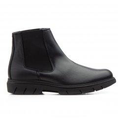 Чоловічі черевики челсі чорні Keelan 42 (1119_42)