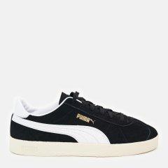 Кеды Puma Club 38111102 41 (7.5) 26.5 см Black-White-Team Gold (4063699875515)