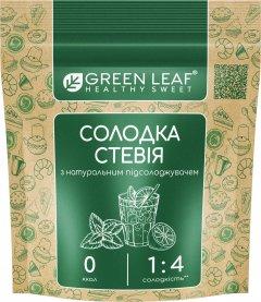 Заменитель сахара Green Leaf Сладкая Стевия 1: 4 100 г (4820236270086)