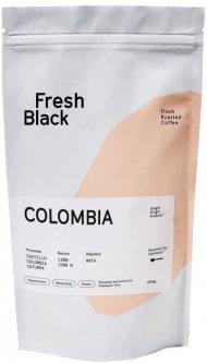 Кофе в зернах Fresh Black Colombia 200 г (4820205020780)