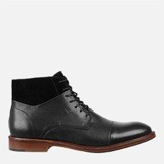 Ботинки Wojas 822171 42 (9USA) 27 см Черные (5901344011163)