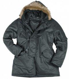Куртка Аляска синя N3B Pancer Protection (S)