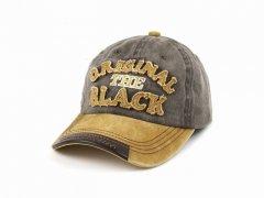 Бейсболка Original THE Black Vintage RoAd Песочный хаки Коричневый One size (22797)