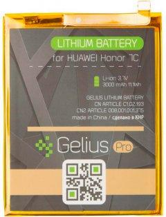 Аккумулятор Gelius Pro Huawei HB366481ECW (P20 Lite/P10 Lite/P9/P9 Lite/P8 Lite (2017)/Honor 5c/Honor 7A/Honor 7c/Honor 8/P Smart) 3000 mAh (2099900737091)