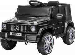 Электромобиль Kidsauto Mercedes-Benz G-class style Черный (998 black) (6903351089981)