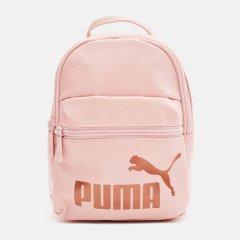 Рюкзак Puma Core Up Minime Backpack 07830303 Lotus (4063699955163)
