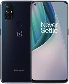 Мобильный телефон OnePlus Nord N10 5G 6/128GB Midnight Ice (5011101334)