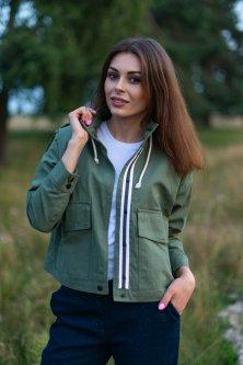 Ветровка Feel and Fly Alder 022009 L Olive (4820220132099)