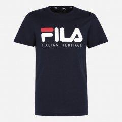 Футболка FILA 108470-Z3 146-152 см Сапфировая (4670036607045)