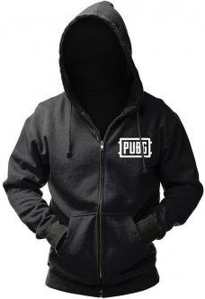 Худи Gaya PUBG Zip-Up Logo размер XL (GE6275XL)