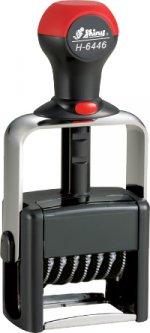 Нумератор Shiny Н-6446 4 мм металлический корпус (4710850646032)