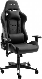 Крісло для геймерів Hator Sport Light Black/White (HTC-912)