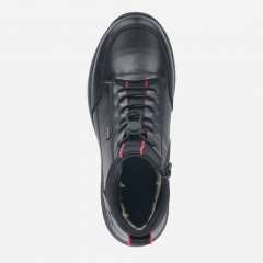 Ботинки RIEKER B7693/00 45 Черные (4060596624895)