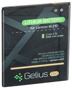 Аккумулятор Gelius Pro Lenovo BL-210 (S820) (2000 мАч) (2099900591419)