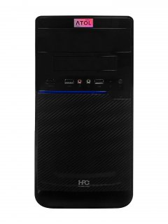 Компьютер ATOL PC1019MP - Office #5 (ATOL_OF#5_PC1019MP) Black
