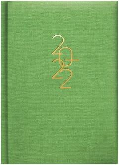 Датированный ежедневник Brunnen Карманный Tirol светло-зеленый А6 368 страниц (73-736 37 502)