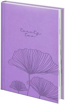 Датированный ежедневник Brunnen Стандарт Torino trend лавандовый А5 336 страниц (73-795 38 662)