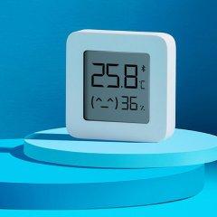 Термогигрометр Xiaomi Mi Temperature and Humidity Monitor 2 LYWSD03MMC (NUN4126GL)