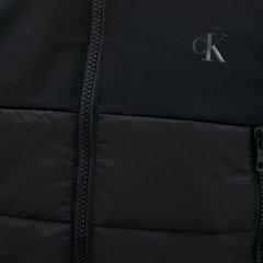 Ветровка Calvin Klein Jeans Moto Jacket J30J318218-BEH 2XL Черная (8719854125785)