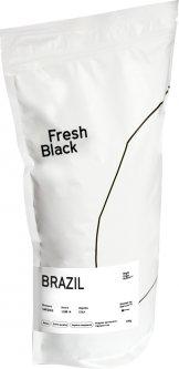Кофе в зернах Fresh Black Бразилия 1000 г (4820205020736)