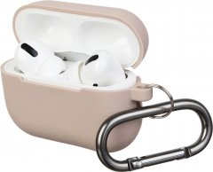 Чехол Armorstandart Hang Case для Apple Airpods Pro Pink Sand (ARM56068)