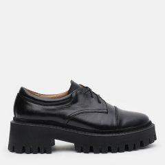 Туфли LeoModa 21115/1 41 (26.5 см) Черные (2000000000466)