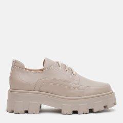 Туфли Ashoes 3613 БЛ00 37 24 см Бежевые