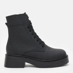 Ботинки LeoModa 21225/1 36 23 см Черные