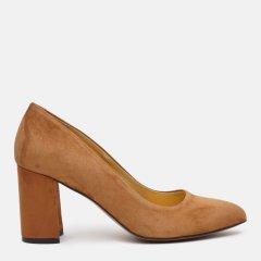 Туфли LeoModa 70041-02и 41 26.5 см Ореховые