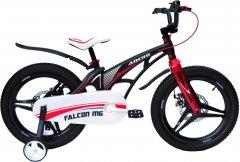 """Детский велосипед Ardis Falcon 18"""" 9"""" 2021 Черный (0432)"""