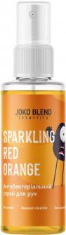 Антибактериальный спрей для рук Joko Blend Sparkling Red Orange 30 мл (4823109400160)