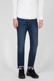 Чоловічі темно-сині джинси SCANTON SLIM Tommy Hilfiger 30-32 DM0DM07604