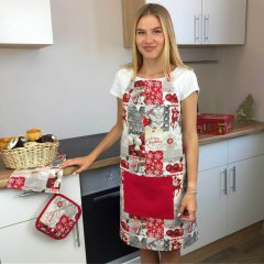 Фартук кухонный Прованс Holiday (4823093432970)