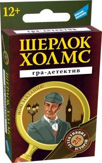Настольная игра Dream Makers Шерлок Холмс. Cards (4814718001657)
