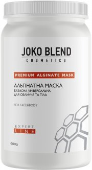 Альгинатная маска Joko Blend базисная универсальная для лица и тела 600 г (4823099500215)