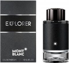 Миниатюра Парфюмированная вода для мужчин Montblanc Explorer 4.5 мл (3386460101097)
