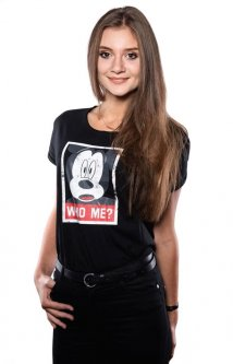 Футболка женская Good Loot Disney Mickey (Микки) L (5908305224815)