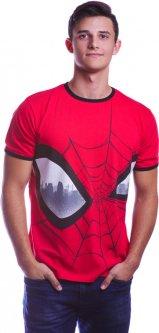 Футболка Good Loot Marvel Spiderman Big Eyes (Человек-паук) XS (5908305224570)