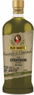 Оливковое масло нефильтрованное Olio Dante Frantoio Di Contrada Extra Virgin первого холодного отжима 0.75 л (8033576194721/8033576195179/18033576195176)
