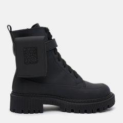 Ботинки Ashoes 4991 ЧМ 00 38 24.5 см Черные