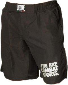 Шорты боксерские Leone Basic XL Черные (2587_500106)