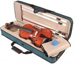 Скрипка Leonardo LV-2034 (набор) (28-1-11-8)