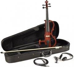 Электро скрипка Leonardo EV-50-W (28-27-1-2)