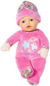 Кукла Baby Born серии Для малышей - Крошка соня 30 см (4001167829684)