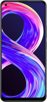 Мобильный телефон Realme 8 Pro 8/128GB Infinite Black (RMX3081)
